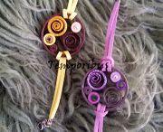 Quilled Bracelets