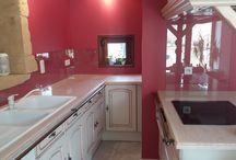 crédences de cuisine et verres décoratifs / Pour styliser votre intérieur, nous avons un large choix de produits de crédence de cuisine pour répondre à toutes vos envies !!!