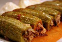Recipes - Arabic/Syrian Cuisine