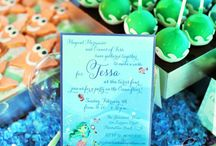 Tessa's Under the Sea Party