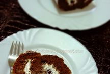 #Swiss Roll Cake / #Roll cake-From Çitra's Home Diary / http://myhomediaryinturkey.blogspot.com