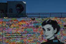 Street Art Free Humanity art