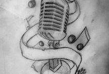 Tattoo hip hop