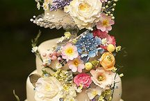 Cakes and decorations / Cake en decoraties