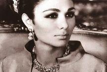 Empress Farah Diba Pahlavi