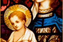 Religious Art: Madonna and Child