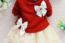 Rozinka vánoční outfit