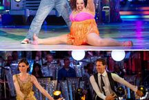 Iconic dances from Strictly