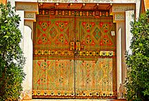 Doors of the Middle East