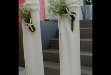 Wedding candles (λαμπάδες γάμου)