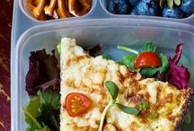 obědy a svačiny
