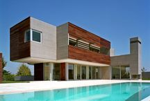 Modern Homes / by Travis R Ross