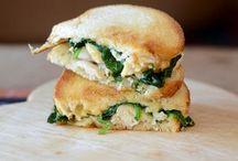 sandwiches / burgers / by Tiffany Batiste