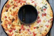 pastel de coliflor al horno