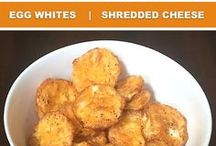 Low carb crackers chips