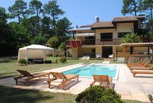 holiday villa in Hossegor