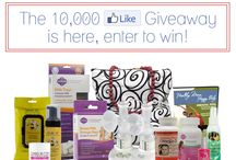 Giveaways / Learn abut our latest contests and chances to win pregnancy products, breastfeeding products, and fertility products. We'll happily post giveaways we learn about from our friends and partners, too. #win #giveaway