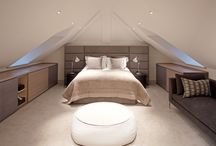 New bed room - loft