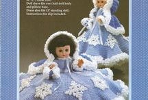 Crocheted Doll Dress Patterns