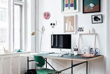 9 to 5 / Work space