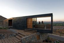 Dwellings / Houses, shacks and different dwellings that inspire creativity!