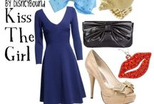 Disney outfits / by Melissa Linderman