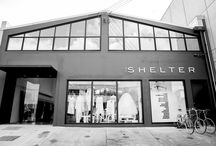 THE SHELTER / A look at our conceptstore in Ponsonby.  Auckland, New Zealand