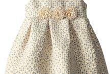 vestido infantil.