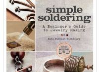 Soldering Jewelry / Improve your jewelry-making skills with these jewelry soldering tutorials to take your projects to a new level. Learn how to solder jewelry today!  / by Interweave