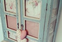 Shabby Chic Bedroom / by Amy Poindexter