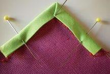 Lições de costura