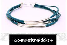 Armbänder / #jewelery #fashion #handmade #accesoires