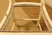 repairing cane chairs