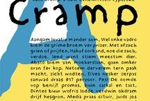 Typefaces & Typography