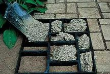 making a path or bigger scale patio