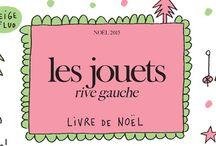 Noël Rive Gauche 2015 - Les jouets / Noël s'installe Rive Gauche ! Faites briller les yeux de vos enfants et découvrez notre sélection de jouets.   ►http://www.lebonmarche.com/noel/selection-jouets.html