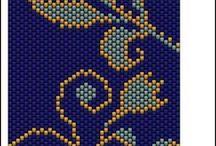 veci ktoré chcem urobiť peyote stitch