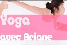 Yoga routine / Séance