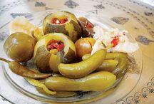 Turşular-Konserveler&Canned pickles