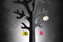 arbres à bijoux