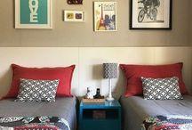 Quarto de visita / Na hora de receber pessoas queridas, prepare o quarto com nossas dicas!