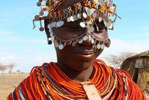 Afrika güzeli