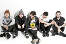 bring me the horizon / by Anne Marchant