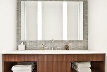 Bathing beauty / Ideas for gorgeous bathrooms