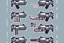 пиксел инвентарь