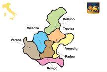 Venetien - Veneto / Fotos zur italienischen Region Venetien - Veneto