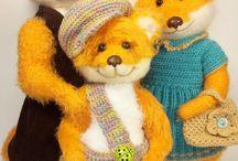 amigurumi / My knitted toys