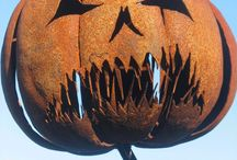 pumpkins...scary!