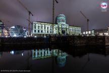 Show Case Berliner Schloss @ FESTIVAL OF LIGHTS 2015