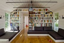 Home Library / Ideas for my future home library